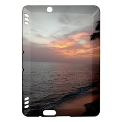 Puerto Rico Sunset Kindle Fire Hdx Hardshell Case by sherylchapmanphotography