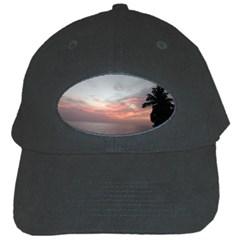 Puerto Rico Sunset Black Cap by sherylchapmanphotography