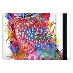 Rainbow Owl Ipad Air Flip by augustinet