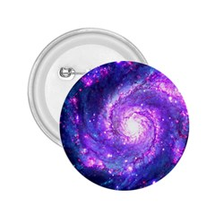 Ultra Violet Whirlpool Galaxy 2 25  Buttons by augustinet