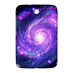 Ultra Violet Whirlpool Galaxy Samsung Galaxy Note 8 0 N5100 Hardshell Case  by augustinet