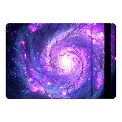 Ultra Violet Whirlpool Galaxy Apple Ipad Pro 10 5   Flip Case by augustinet