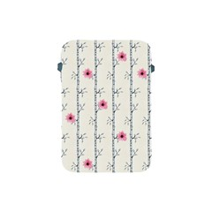 Minimalist Floral Apple Ipad Mini Protective Soft Cases by augustinet