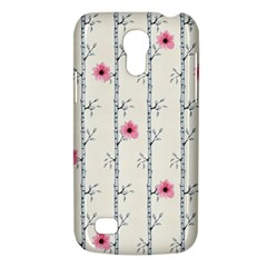 Minimalist Floral Galaxy S4 Mini by augustinet
