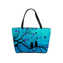 Lovecats Shoulder Handbags by augustinet
