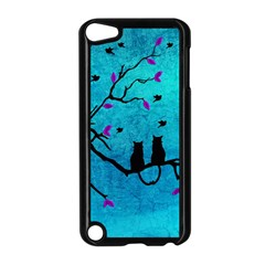 Lovecats Apple Ipod Touch 5 Case (black) by augustinet