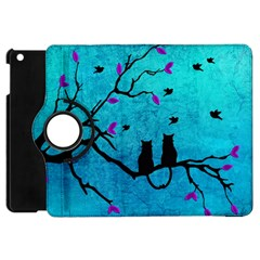 Lovecats Apple Ipad Mini Flip 360 Case by augustinet
