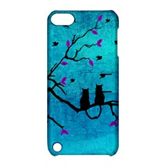 Lovecats Apple Ipod Touch 5 Hardshell Case With Stand by augustinet