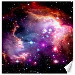 Deep Space Dream Canvas 16  X 16   by augustinet
