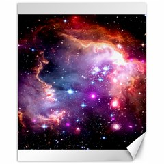 Deep Space Dream Canvas 11  X 14   by augustinet