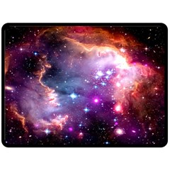 Deep Space Dream Fleece Blanket (large)  by augustinet