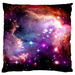 Deep Space Dream Large Cushion Case (two Sides) by augustinet