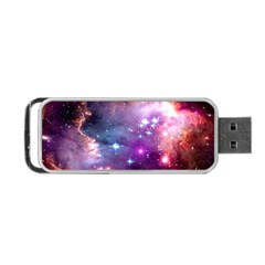 Deep Space Dream Portable Usb Flash (two Sides) by augustinet