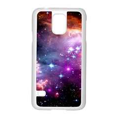 Deep Space Dream Samsung Galaxy S5 Case (white) by augustinet