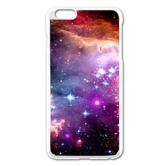 Deep Space Dream Apple Iphone 6 Plus/6s Plus Enamel White Case by augustinet