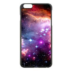 Deep Space Dream Apple Iphone 6 Plus/6s Plus Black Enamel Case by augustinet