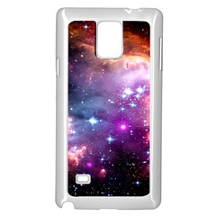 Deep Space Dream Samsung Galaxy Note 4 Case (white) by augustinet