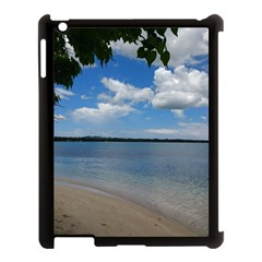 Isla Puerto Rico Apple Ipad 3/4 Case (black) by sherylchapmanphotography