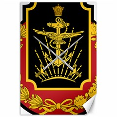 Logo Of Imperial Iranian Ministry Of War Canvas 20  X 30