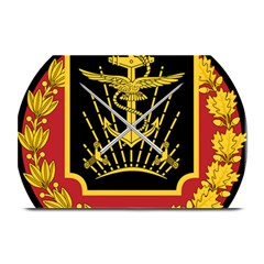 Logo Of Imperial Iranian Ministry Of War Plate Mats by abbeyz71