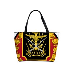Logo Of Imperial Iranian Ministry Of War Shoulder Handbags by abbeyz71