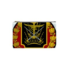 Logo Of Imperial Iranian Ministry Of War Cosmetic Bag (small)  by abbeyz71