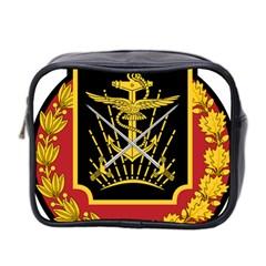 Logo Of Imperial Iranian Ministry Of War Mini Toiletries Bag 2 Side by abbeyz71