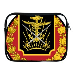 Logo Of Imperial Iranian Ministry Of War Apple Ipad 2/3/4 Zipper Cases by abbeyz71