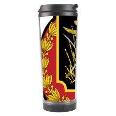 Logo Of Imperial Iranian Ministry Of War Travel Tumbler by abbeyz71