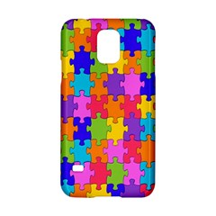 Colorful 10 Samsung Galaxy S5 Hardshell Case  by ArtworkByPatrick