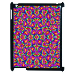 Colorful 11 Apple Ipad 2 Case (black) by ArtworkByPatrick