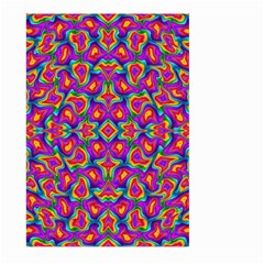 Colorful 11 Large Garden Flag (two Sides) by ArtworkByPatrick