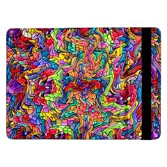 Colorful 12 Samsung Galaxy Tab Pro 12 2  Flip Case