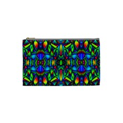 Colorful 13 Cosmetic Bag (small)