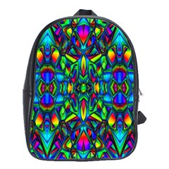 Colorful 13 School Bag (large)