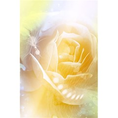 Beautiful Yellow Rose 5 5  X 8 5  Notebooks by FantasyWorld7