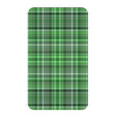 Green Plaid Memory Card Reader by snowwhitegirl