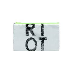 Riot Cosmetic Bag (xs) by Valentinaart