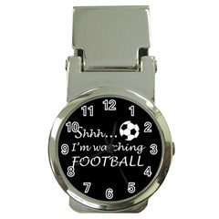 Football Fan  Money Clip Watches by Valentinaart