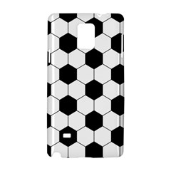 Football Samsung Galaxy Note 4 Hardshell Case by Valentinaart