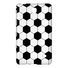 Football Samsung Galaxy Tab 4 (8 ) Hardshell Case  by Valentinaart