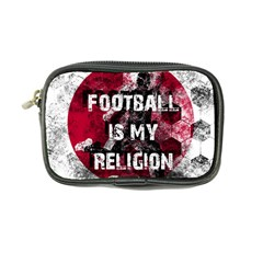 Football Is My Religion Coin Purse by Valentinaart