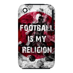 Football Is My Religion Iphone 3s/3gs by Valentinaart