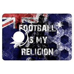 Football Is My Religion Kindle Fire Hdx Flip 360 Case by Valentinaart