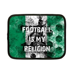 Football Is My Religion Netbook Case (small)  by Valentinaart