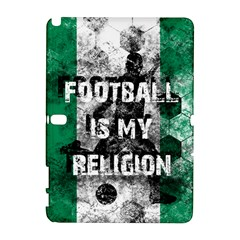 Football Is My Religion Galaxy Note 1 by Valentinaart