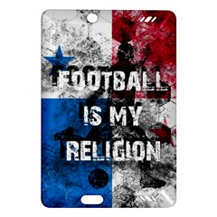 Football Is My Religion Amazon Kindle Fire Hd (2013) Hardshell Case by Valentinaart