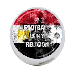 Football Is My Religion 4 Port Usb Hub (two Sides)  by Valentinaart
