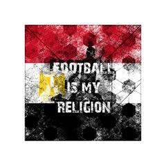 Football Is My Religion Acrylic Tangram Puzzle (4  X 4 ) by Valentinaart