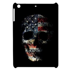 Skull Apple Ipad Mini Hardshell Case by Valentinaart